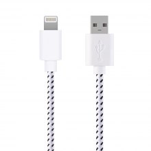 1m 8 Pin USB Data Sync and Charging Cable for iPhone 8
