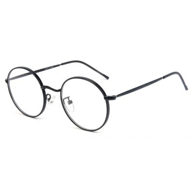 TOMYE 2339 Round Lens All-match Women Spectacles Glasses