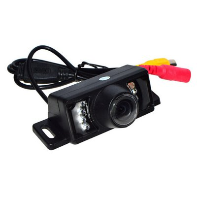 NX - 7D Waterproof Car Rear View Camera with 7 LED Lights