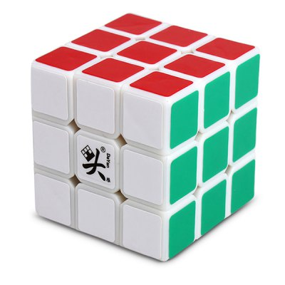 DaYan Brain Trainer 3 x 3 Magic Cube Intelligence Toy
