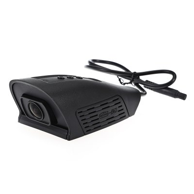 CarBBo DVR002JB 1296P Full HD Hidden Car DVR