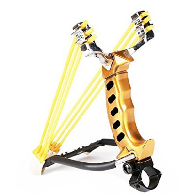 Children Outdoor Toy DIY Slingshot
