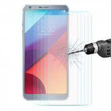 Hat - Prince Screen Protective Film for LG G6 5pcs