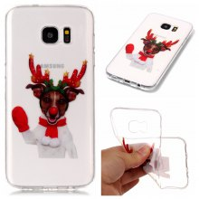HD Coloured Pattern Design TPU Phone Cover Case