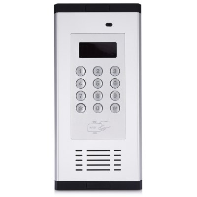K6 Wireless Access Control Intercom System