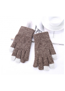 Keep Warm Breathable Touch Screen Women Gloves