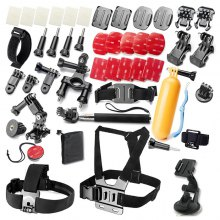 S - 2 Sports Camera Accessories Kit for GoPro