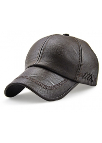 JAMONT Outdoor Embroidery Lace-up Baseball Hat for Men