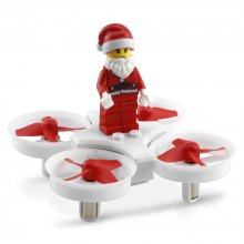 JJRC H67 Flying Santa Claus RC Quadcopter - RTF