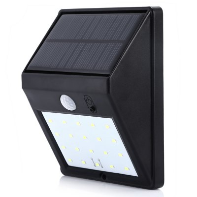 Utorch Outdoor Waterproof Solar Body Induction Light