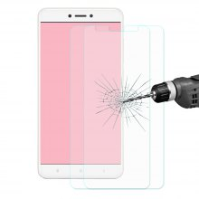 Hat - Prince Tempered Glass for Xiaomi Redmi 4X 2PCS