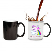 Cute Heat Sensitive Color Changing Coffee Mug