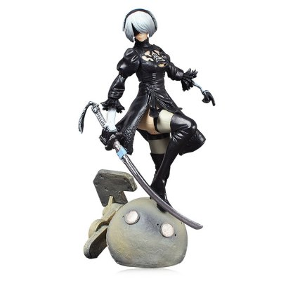 YoRHa Furnish and Decorate Model Toy