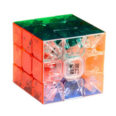 YJ Puzzle Toy 57mm 3 x 3 x 3 ABS Magic Cube