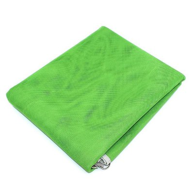 Sand Proof Beach Blanket Mat with Sand-leaking Mesh Design