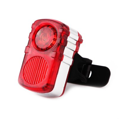 Bicycle Rear Tail Light Waterproof Safety Warning Lamp