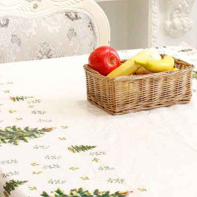 Merry Christmas Table Cloth for Party Festival