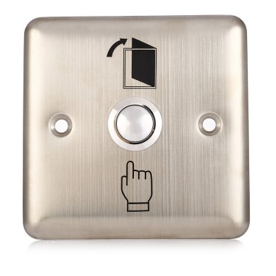 LED Light Touch Sensor Door Exit Button Switch