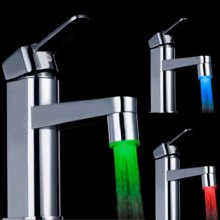 Temperature Control Color Changing Faucet