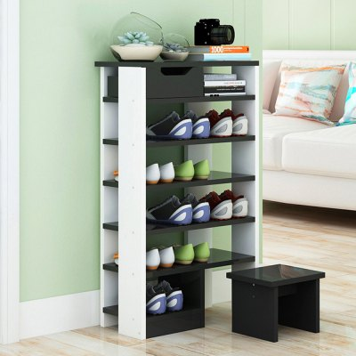 Household Shoe Cabinet Storage Rack