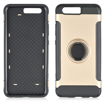 Angibabe Ring Stand TPU + PC Case for HUAWEI P10 Plus
