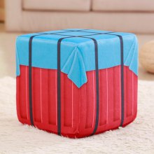 PUBG Multifunctional Cube Shaped Seat Cushion