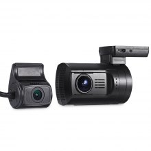 Mini 0906 Car Dual Lens DVR 1080P FHD Dash Cam
