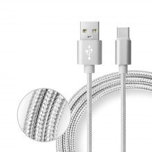 SDL Type-C USB Data Sync Charging Braided Cable - 1M
