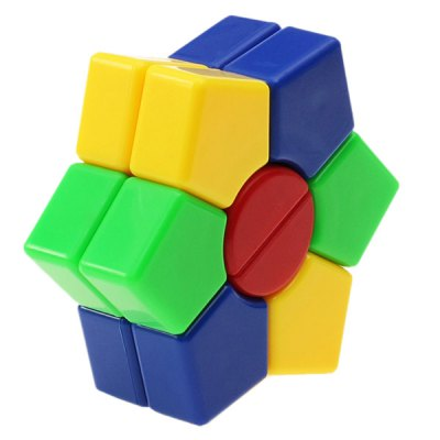 Hexagon Magic Cube Stress Relief Intelligence Toy
