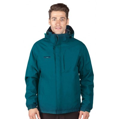 Polar Fire Outdoor Punch Jacket with Liner