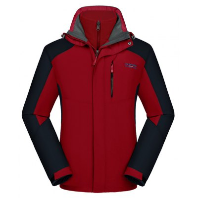 Polar Fire Outdoor Two Piece Punch Jacket