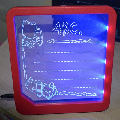 Children Handwriting Fluorescent Board Doodle Toy