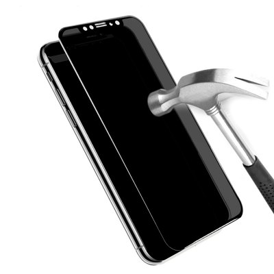 ASLING 3D Arc Edge Full Tempered Glass for iPhone X