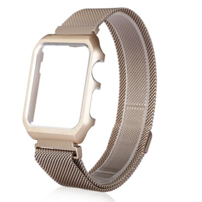 42mm Watch Band Strap Case for iWatch Series 3 / 2 / 1