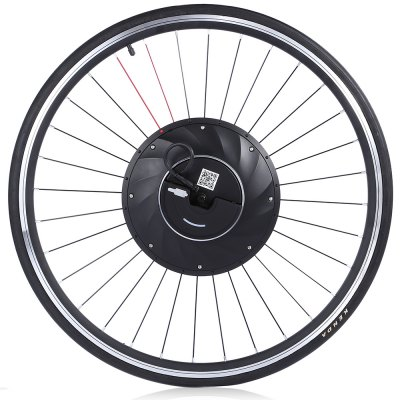 YUNZHILUN iMortor 700C Smart Electric Front Bicycle Wheel