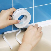 HESSION Household Waterproof Mold-proof Tape 2PCS