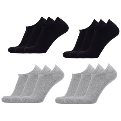 12 Pairs Leisure All-match Ankle Socks