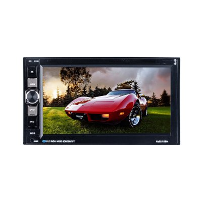 6.2 inch 2 Din Android DVD Player HD Touch Screen