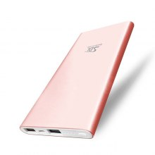 Aibocn 8000mAh Power Bank Portable Charger for Phone Tablet with Flashlight