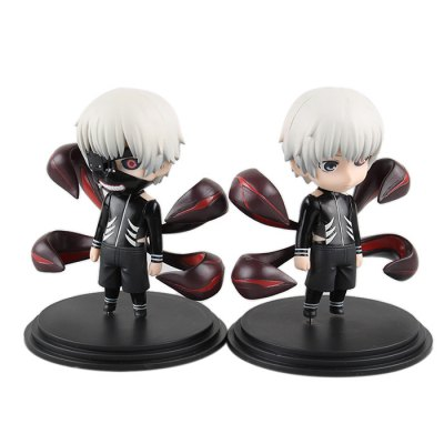 Animation Centipede Character Model Decoration 2pcs