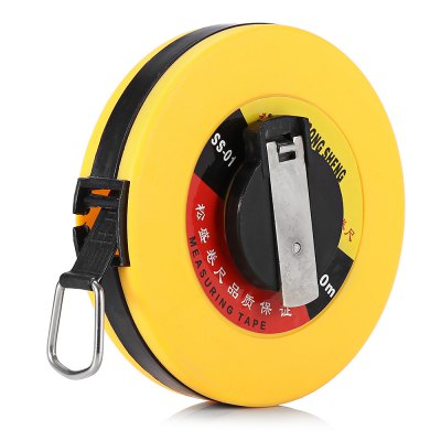 Portable Measuring Soft Tape Ruler 10m