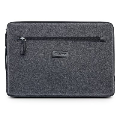 QIALINO Compact Polyester Fiber Laptop Protective Bag