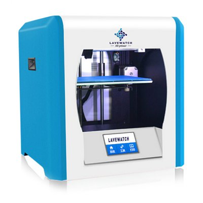 LAVEWATCH LW - J160 Complete 3D Printer with LCD Screen