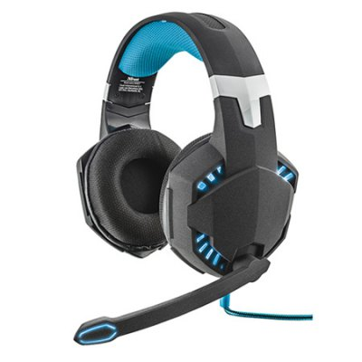 TRUST AURICULARES + MIC GAMING GXT 363 7.1 BASS VIBRATION. USB
