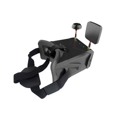 YF - GV001 5.8G 40CH FPV Goggles for RC Racing Drone