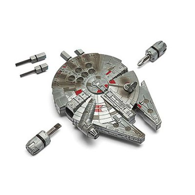 Popular Spaceship Design All-in-one Tool Kit