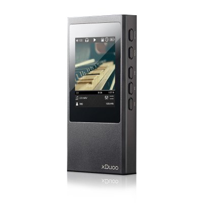 XDUOO X20 Portable Bluetooth HiFi Lossless MP3 Music Player
