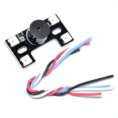 H Style High-light LED Taillight Alarm for F3 Flight Control