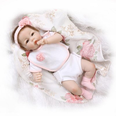 Emulate Reborn Baby Doll Toy Gift House Decoration