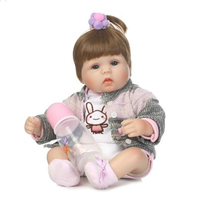 Simulation Baby Doll Soft Toy Gift